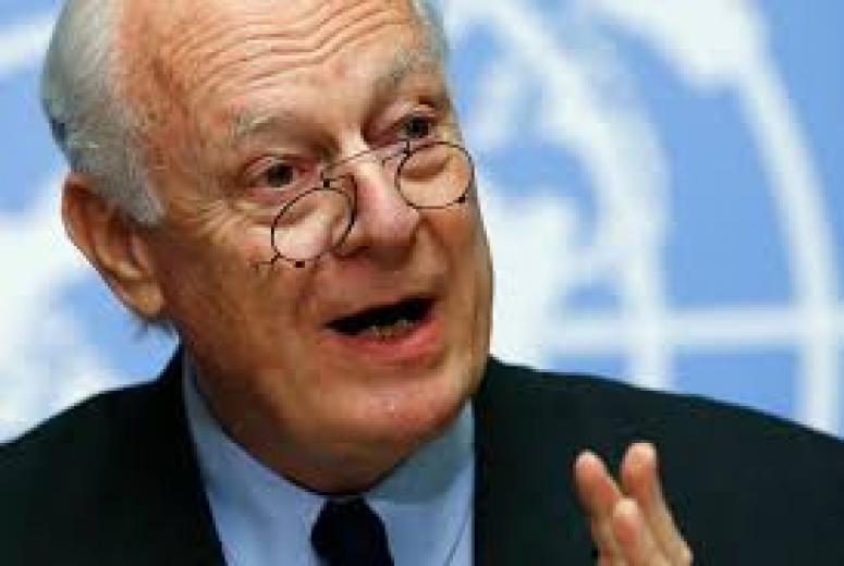 Ertelenen Suriye görüşmeleri için tarih verildi