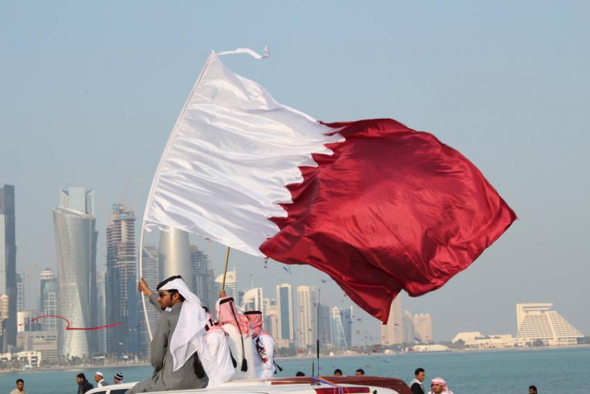 Katar'dan Filistinlilere dev bağış!