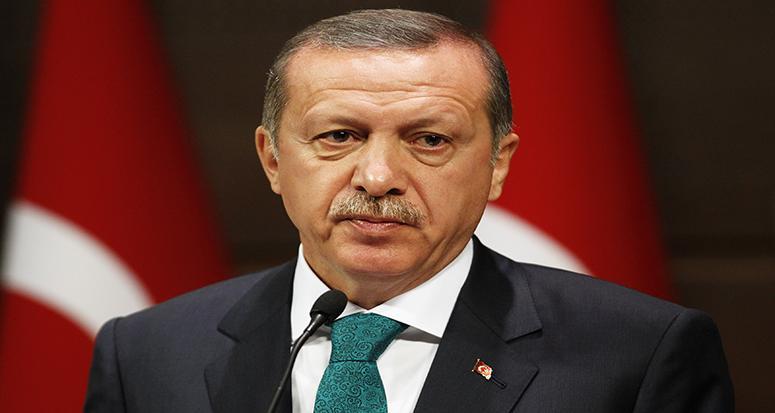 Cumhurbaşkanı Erdoğan Gine'de