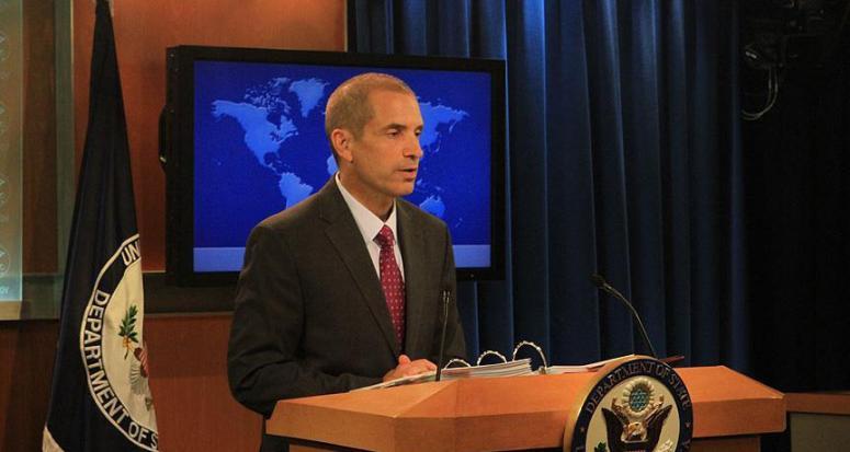 ABD: AYM'nin Dündar ve Gül kararından memnunuz