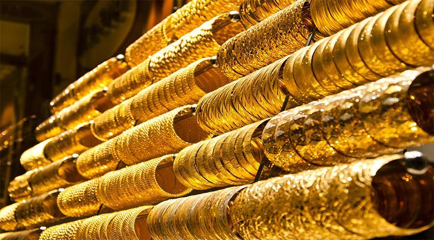 Altının gram fiyatı 169 lira oldu