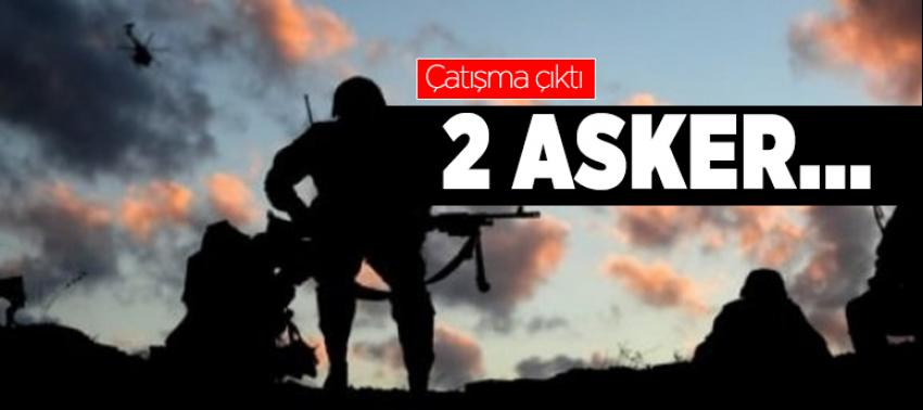 Tunceli'de güvenlik güçleri ile PKK'lı teröristler arasında çatışma çıktı