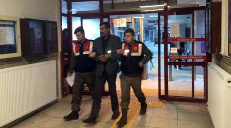 PKK'lı Afyonkarahisar'da Yakalandı