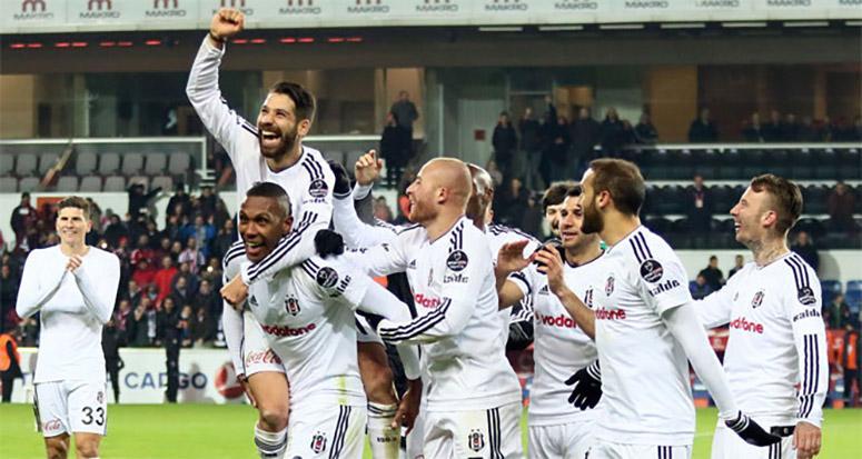 Beşiktaş için kritik 4 hafta