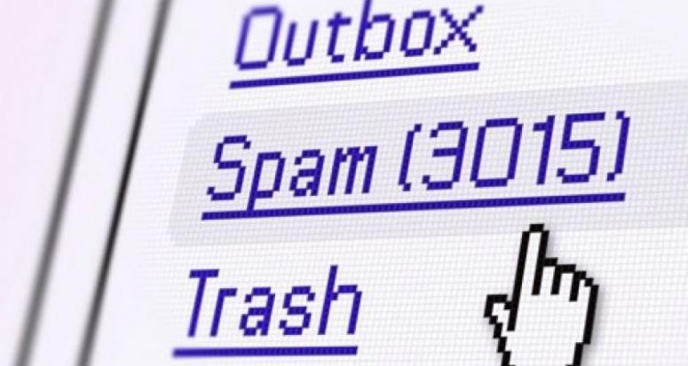 207 bin dolarlık ödülü spam sanmış!
