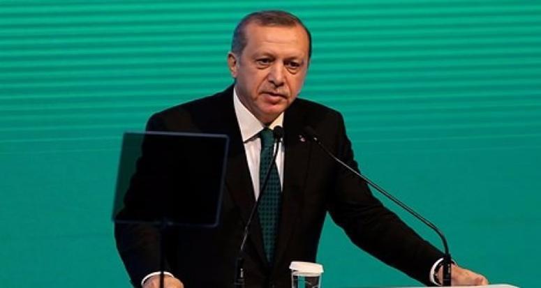 Erdoğan: 'Çağdaşlaşma alkol kullanmakla olmaz'
