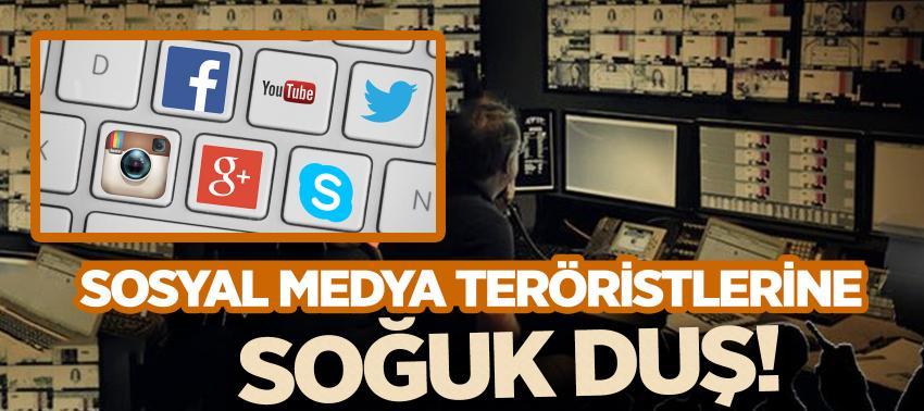 Sosyal medya teröristlerine soğuk duş!