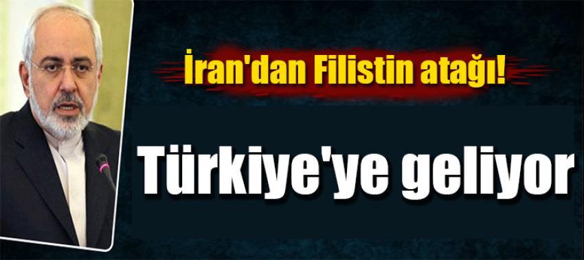 İran'dan Filistin atağı! Türkiye'ye geliyor
