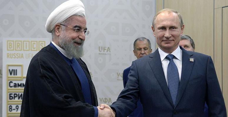 İsrail uyardı; Rusya İran'ı Sattı!