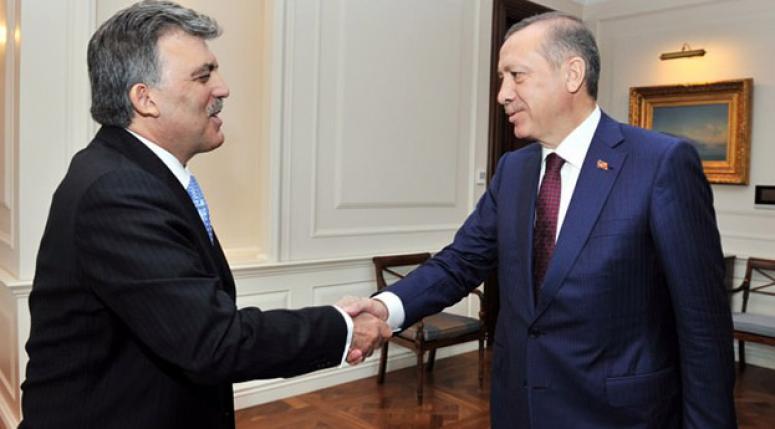 Erdoğan ve Gül görüşmesinin detayları