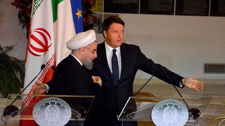 İran ile İtalya arasında 17 anlaşma imzalandı