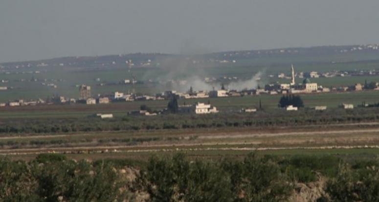 TSK IŞİD mevzilerini vuruyor!