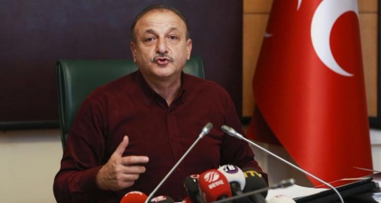 Oktay Vural CHP'ye HDP üzerinden yüklendi