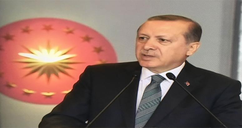 Cumhurbaşkanı Erdoğan: Paralel çete unsurları kamudan hızla temizlenmeli
