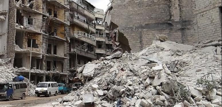 Humus'ta çifte saldırı: 20 ölü, en az 50 yaralı