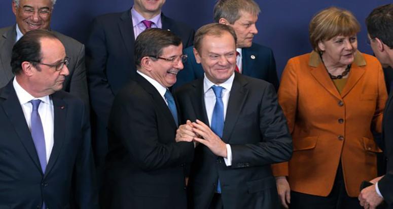 Avrupa Basınında Türkiye-Ab Zirvesi