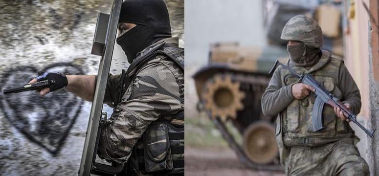 Polis&Jandarma PKK'yı bitirdi!
