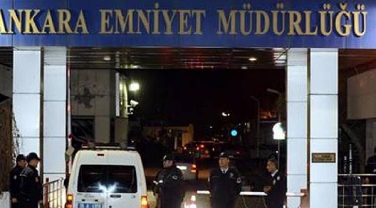 Ankara Emniyet Müdürü değişti!