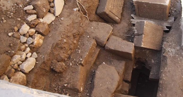Peygamberimizin katibinin mezarı bulundu!