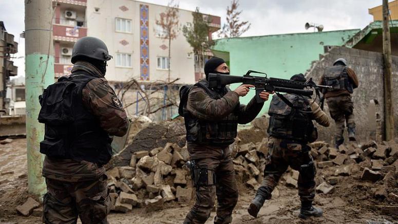 PKK'nın Cizre Sorumlularına Ağır Darbe Vuruldu