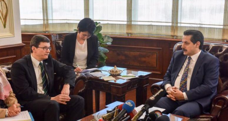 Faruk Çelik Rus diplomatı yerin dibine soktu