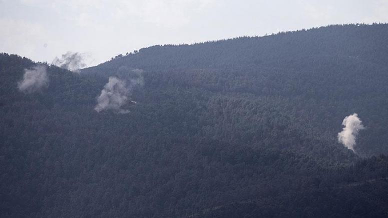 Ateşkese rağmen Türkmen Dağı yine saldırı altında
