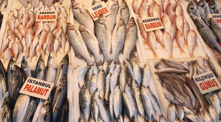 Sıcak havalarda pazarda satılan balıklara güvenmeyin!