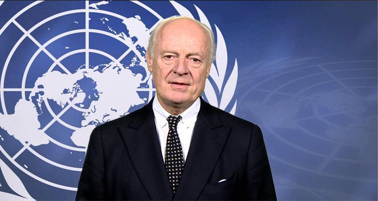 BM Cenevre davetiyelerini gönderdi!