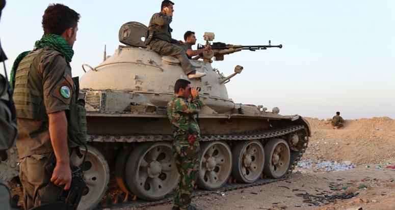 'DAEŞ askeri ve psikolojik olarak çökmüş durumda'
