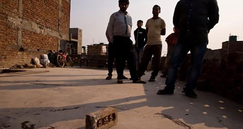 Hindistan'da tecavüz skandalı!