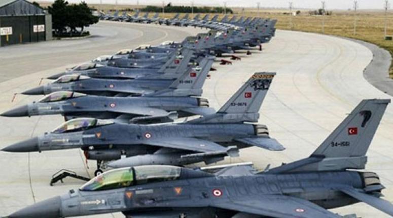 Türk jetleri Kandil'e akıllı bomba yağdırdı