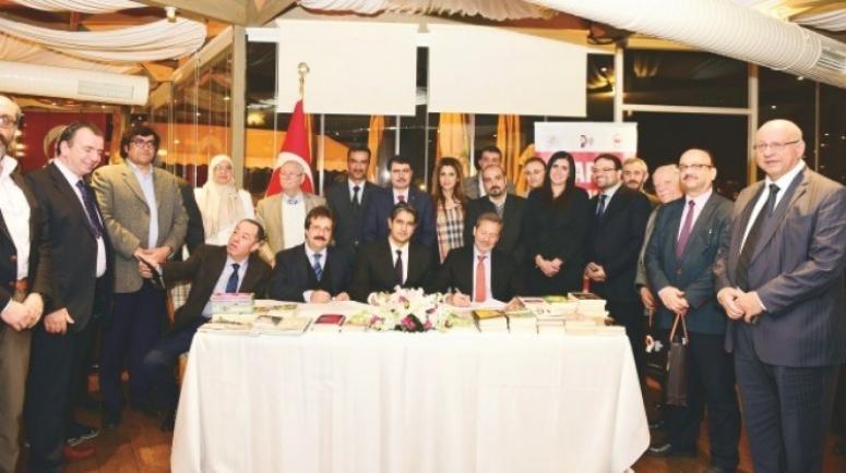 150 Türkçe eser Arapça'ya çevriliyor