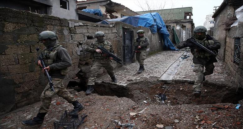 103 günde yerle bir olan PKK!