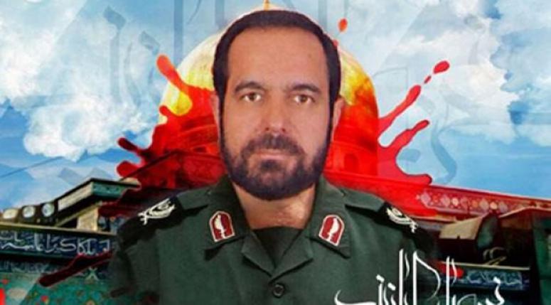 İranlı general Suriye'de öldürüldü