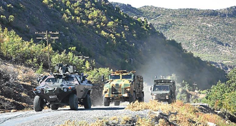 PKK şimdi kaçacak delik arayacak!