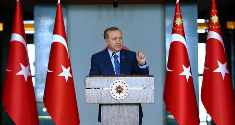 Şampiyon güreşçilere Erdoğan'dan kutlama