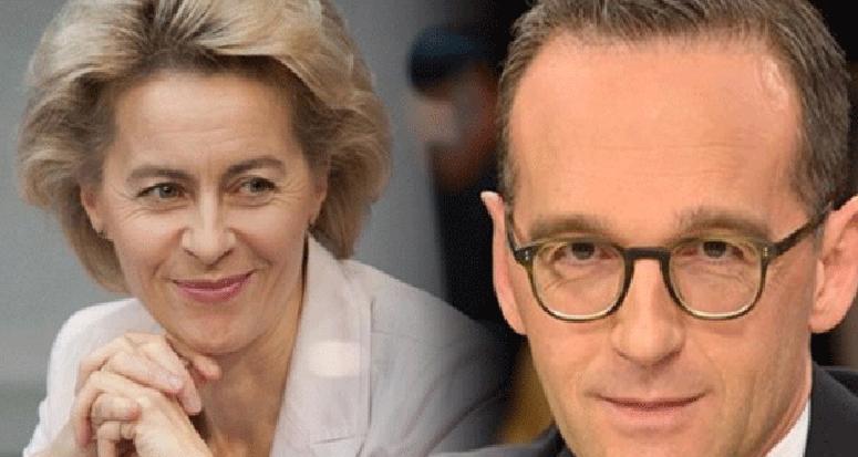İki Alman bakandan Türkiye desteği