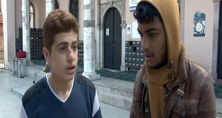 Türkiye'de 'Suriyeli olmayı' anlattılar