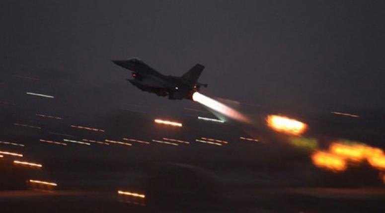 PKK'ya Türk jetlerinden ağır darbe!