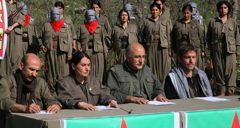 PKK ve 8 Terör Örgütü Türkiye'ye Karşı Birleşti!