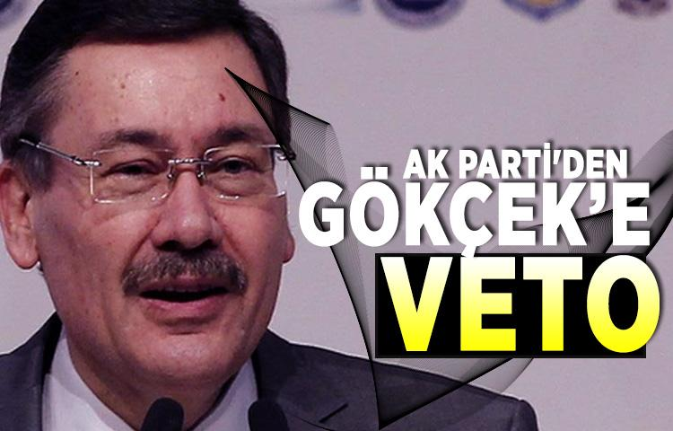 AK Parti'den Gökçek'e veto