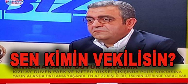 Ankara'da PATLAMA CHP'li vekil PKK medyasında!