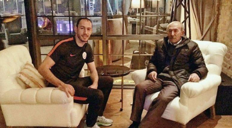 Galatasaray ölüm haberiyle yıkıldı!
