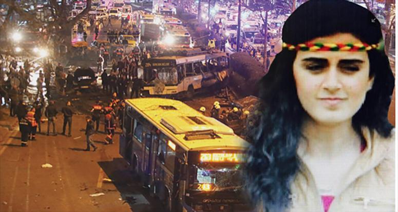 Canlı bomba Cumhuriyet muhabiri çıktı