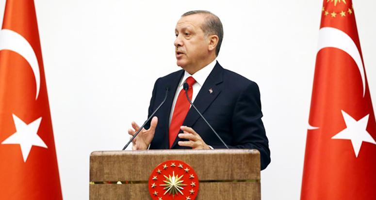 Erdoğan'dan tehditlere sert tepki