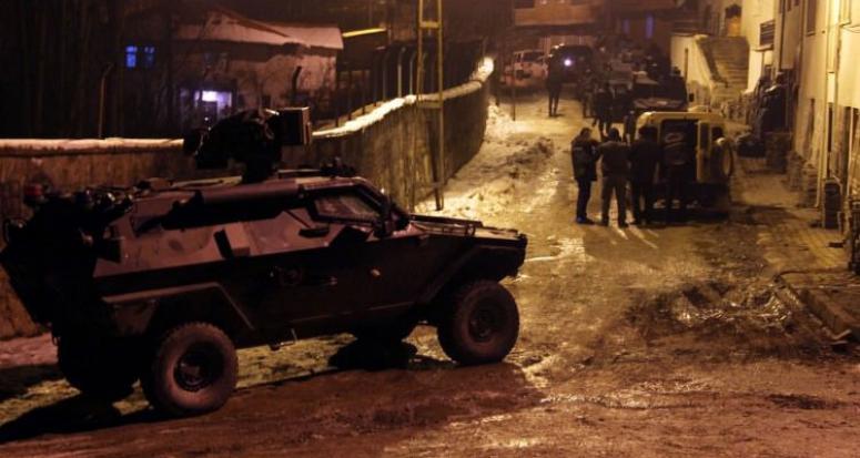 Türkiye'ye sızan 10 PKK'lı yakalandı