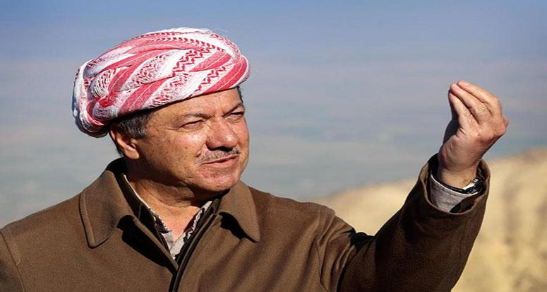 Barzani: 'Lozan'dan beri devlet hayali kuruyoruz'