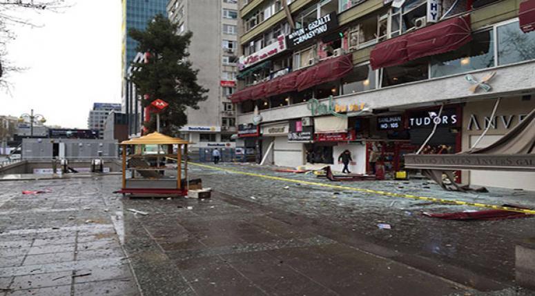 Ankara'da yoğun güvenlik önlemi!