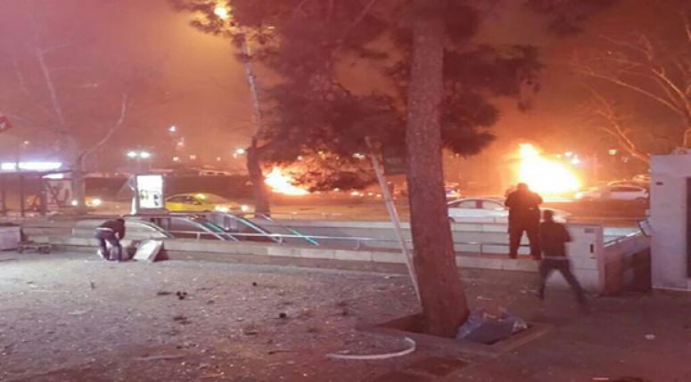 Ankara saldırısında gözaltı sayısı 12'ye yükseldi!