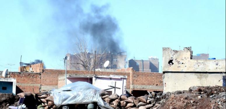 Diyarbakır'da sıcak dakikalar
